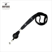 Flat Polyester VIP Lanyards with ID Badge Holder