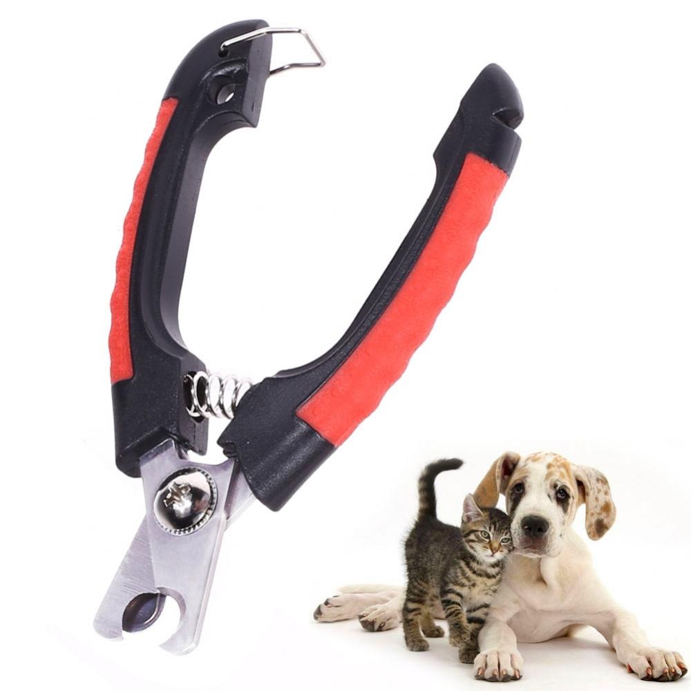 Professional Pet Cat Dog Nail Clipper Cutter Stainless Steel Grooming Scissors Clippers For Animals Cats Dogs 3