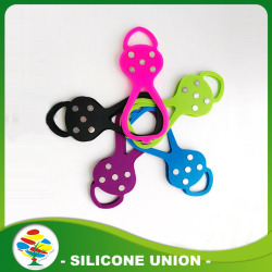 Durable Safe Silicone Ice Crampons For Shoes