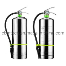 Manufacture 3L Portable Stainless Steel Water-Based Fire Extinguishers