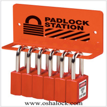 Safety Padlock Hanger Product