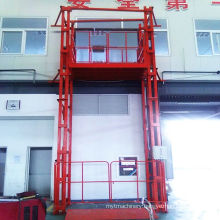 Sjd 3.0-3 Hydraulic Guide Rail Lift