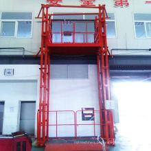 Elevador hidráulico do trilho de guia de Sjd 3.0-3