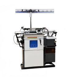 The Automatic Computerized Glove Knitting Machine