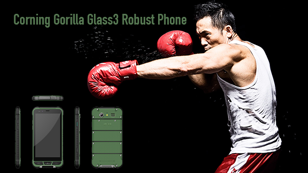 Corning Gorilla Glass3 Robust Phone