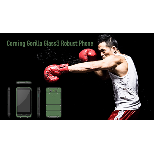Corning Gorilla Glass3 telefone robusto