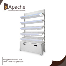China Manufacturer Wholesale food display rack for Promotion