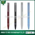 Дешевая пользовательская рекламная металлическая шариковая ручка