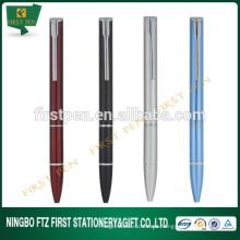 Bolígrafo promocional de bolígrafo metálico promocional barato