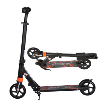 Aluminum 2 Wheel Children Kick Scooter