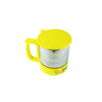Stainless Steel Cup With Lid Printed