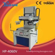 electric flat screen printing machine