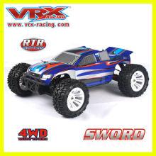 juguete para la venta, 1:10 coches rc, carro eléctrico 4WD, de fábrica, alta calidad