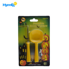 2pcs enfants kits de sculpture de citrouille d'halloween