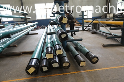 Spherical Hinge Downhole Motor