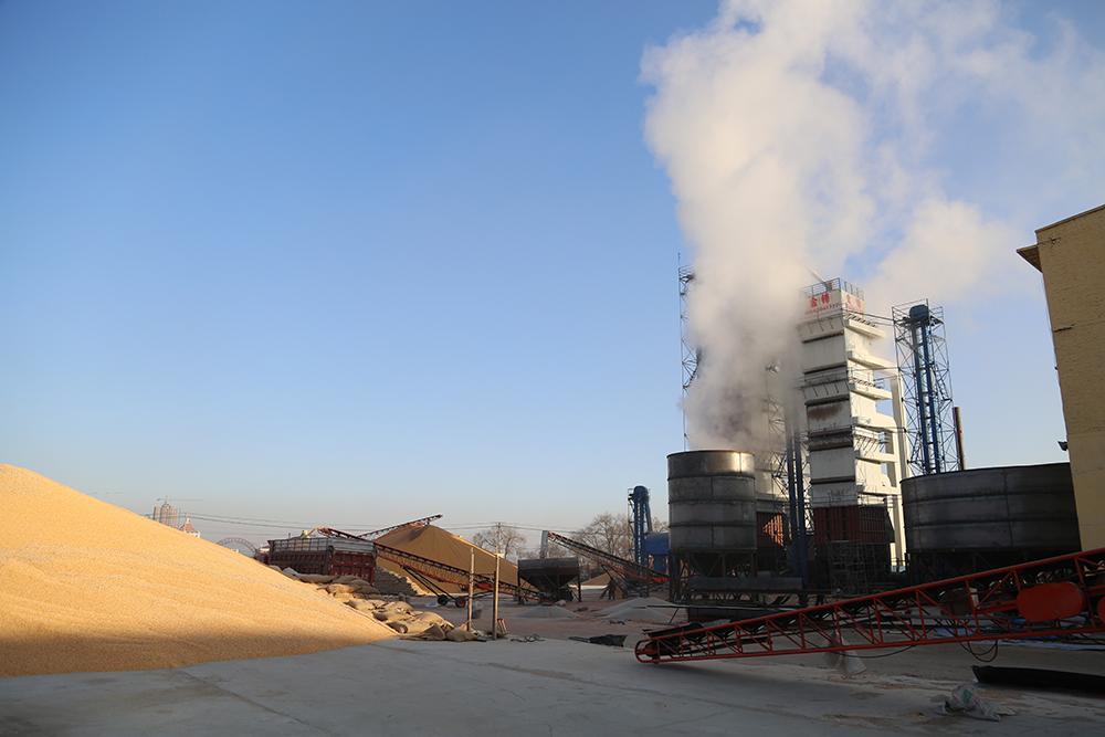 Grain Drying Bin