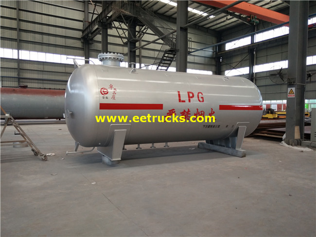 20000 Litres Propane Aboveground Tanks