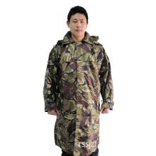 Woodland Camouflage Raincoat