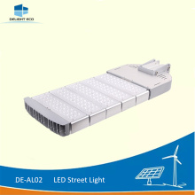 China supplier OEM for China Led Street Light,Led Solar Street Light,Led Road Street Light Supplier DELIGHT DE-AL02 60W Module Waterproof LED Street Luminaire export to Venezuela Factory