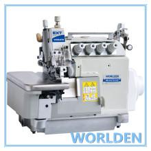 WD-Ext5214D máquina de costura de Overlock de alta velocidade de acionamento direto