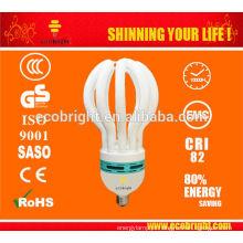 5U 120W LOTUS Bulb10000H CE qualidade de poupança de energia