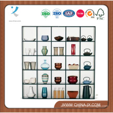 5′ X 5′ Storage Rack Display Cubes for Home Use