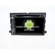 Quad core!car dvd with mirror link/DVR/TPMS/OBD2 for 7inch touch screen quad core 4.4 Android system EXPLORER 2