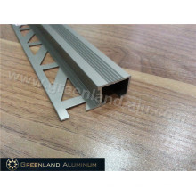 Aluminum Skirting Trim with Champagne Color