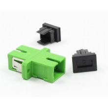 Sc / APC com adaptador de fibra óptica de flange
