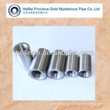 Pin & Piston Pin Utilisez un tube en acier sans soudure et un tuyau