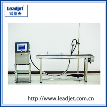 Impresoras de inyección de tinta Fecha / Números / Alambre / Bolsa / Botella / Caja Consumibles de impresora de chorro de tinta