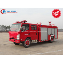 2019 New ISUZU 4000litres fire fighting vehicle