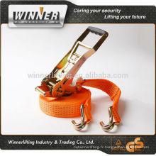 Chine fournisseur de fret de serrage de ceinture