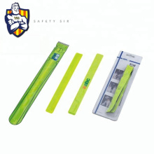 polyester tape zippers elastic led armband