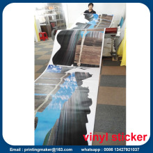 Custom Anti Slip 3D Floor Vinyl Sticker