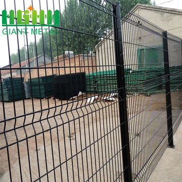 Wholesale 3 Curves Iron Garden Fence Panel