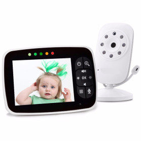 Two+Way+Talk+Wireless+Digital+Baby+Monitor