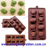 Food grade silicone chocolate mould