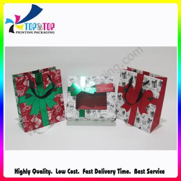 Materiais Reciclados Recurso Aceitar Encomenda Custom Embalagem Caixa de Presente Caixa