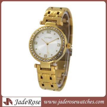 Горячий продавать и умный сплава часы с циферблатом для Леди