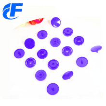 Hot Sale Colorful Plastic Snap Buttons For Children