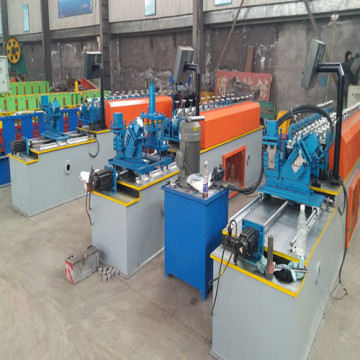 stud and track light keel making machine