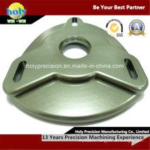 CNC Metal Parts Matt Anodized CNC Aluminum Part