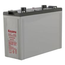 Batería solar 2V -2V1000ah para el sistema de comunicación