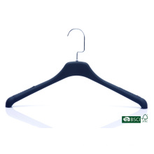 Wholesale High End Simple Smooth Anti-Slip Plastic Hanger
