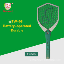 High Voltage High Quality Electric Fly Swatter with Cleaning Brush