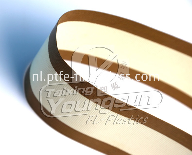 PTFE coated glass fabrics for printing