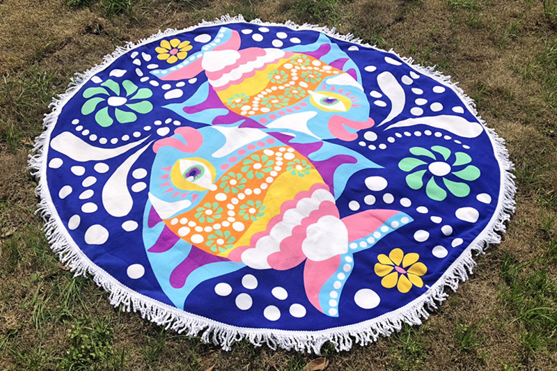 Microfiber Beach Towel (1)