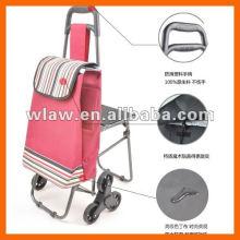 Складной корзина с сиденьем и сумкой