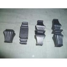 Quality for Wrought Iron Stamping Products Wrought Iron Ornamental Collars supply to Netherlands Manufacturers